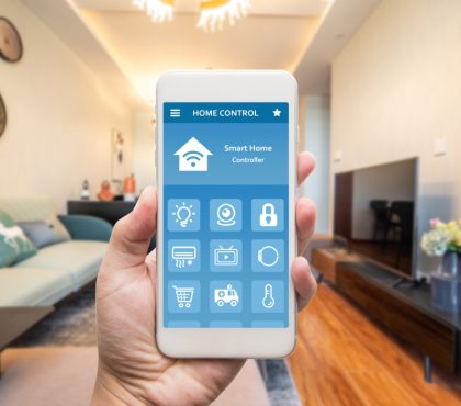 Smart Home Automation for Assisted Living